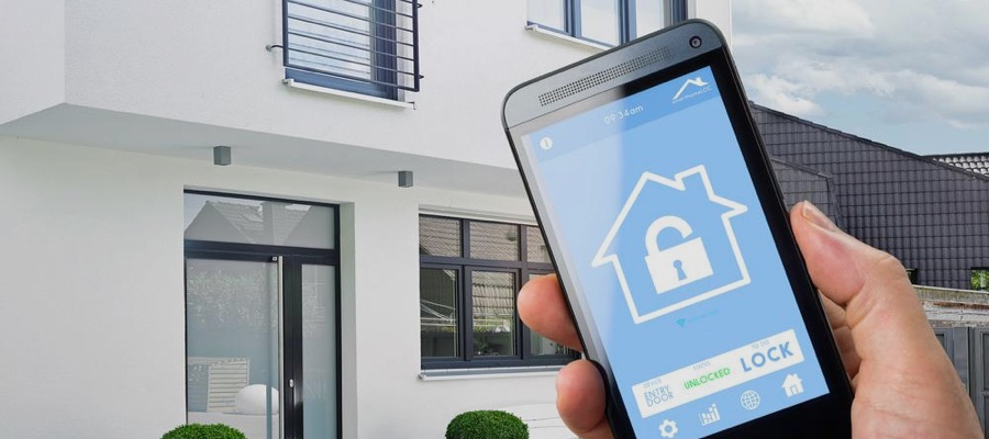Make Home More Secure With Smart Phone In 2019