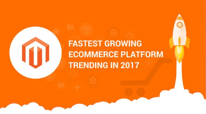 fastest growing ecommerce platform trending today