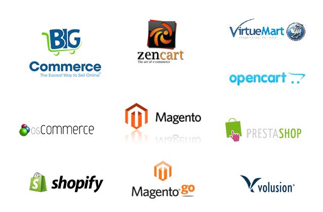 eCommerce platform choices