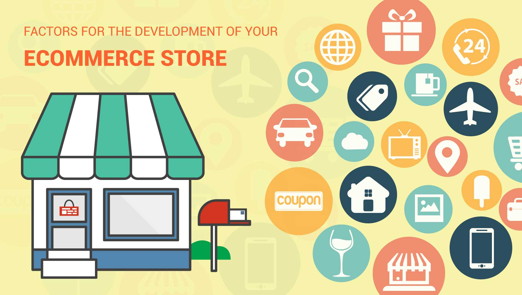 preferred factors for the development of your eCommerce store