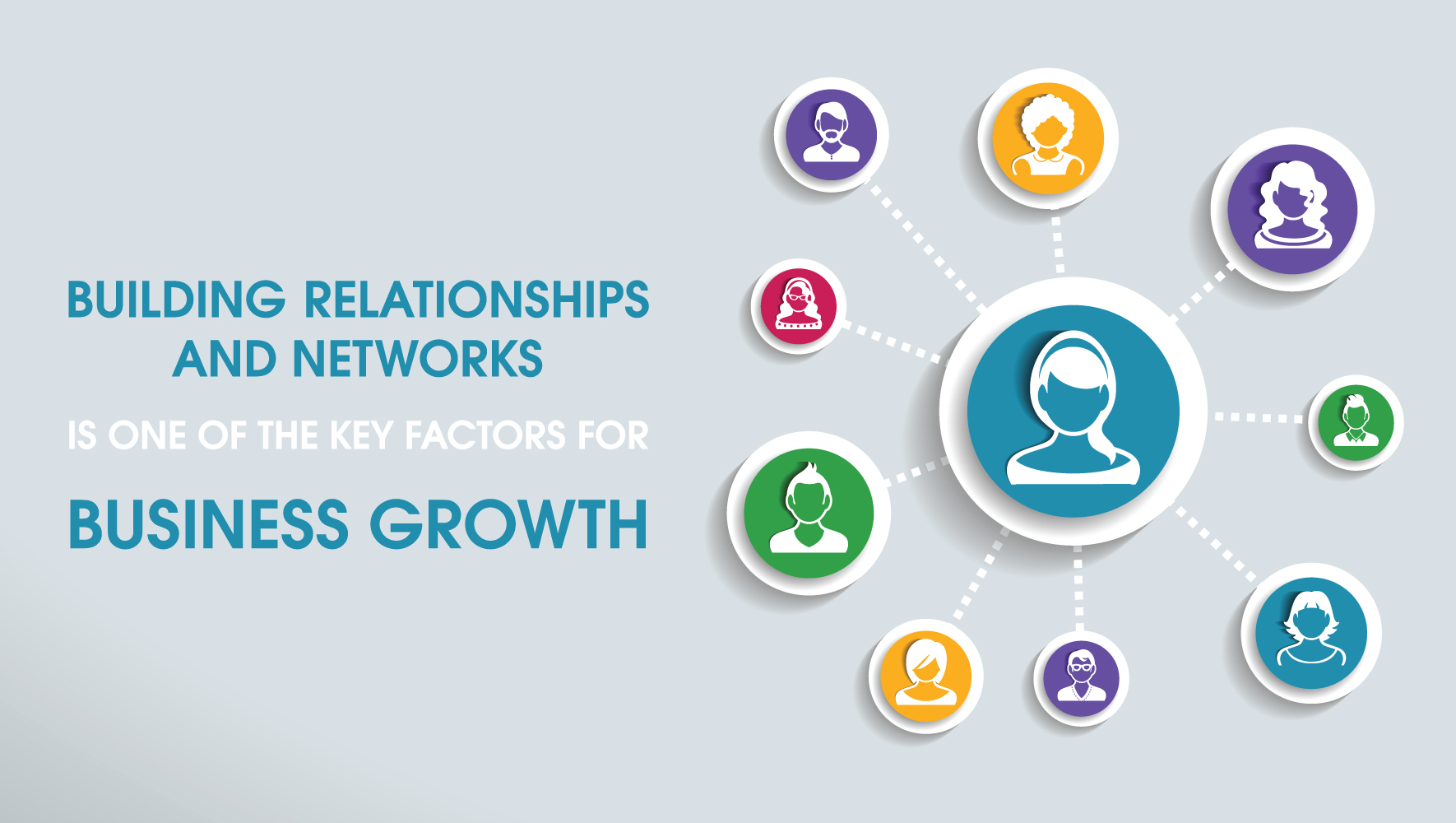 Building relationships and networks