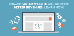 Because faster website will generate better revenues