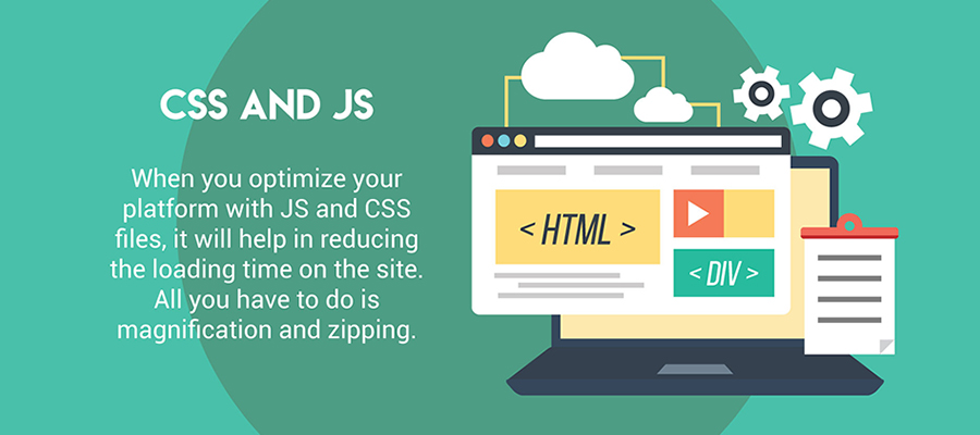 CSS and JS in eCommerce