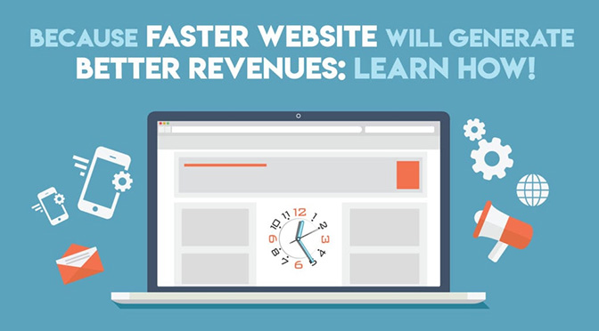 How Faster ECommerce Website Can Generate Better Revenues