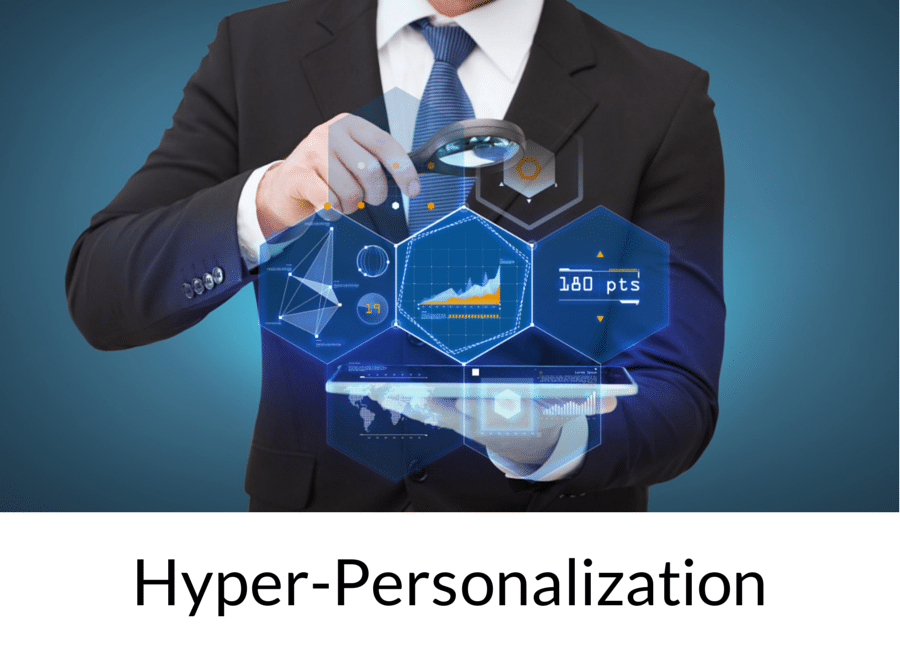 The hyper-personalization of content