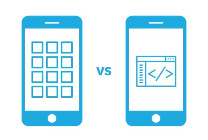 Mobile Apps vs mobile app
