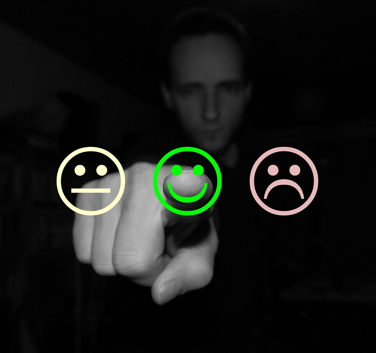 Take surveys to understand your customer