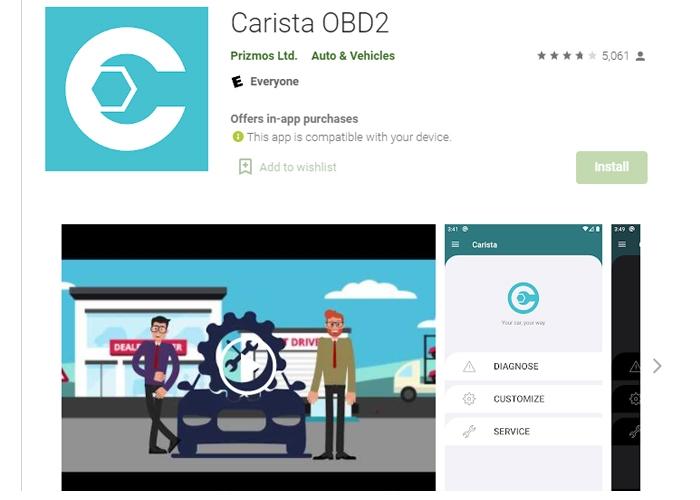 Carista-OBD2