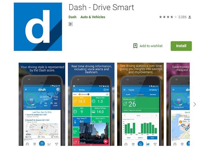 Dash-DriveSmart