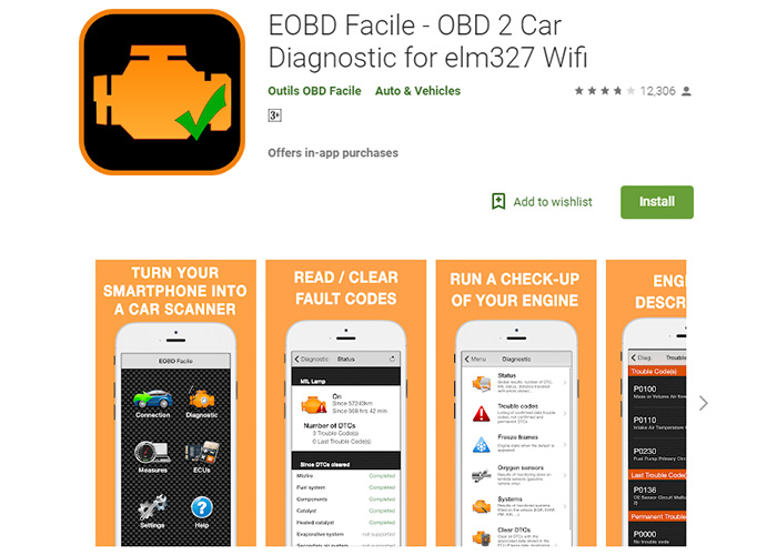 15 Best OBD2 Android/iOS Apps For Cars Review in 2018/2019