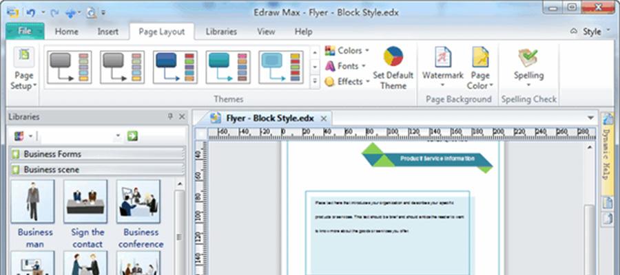 20 best leaflet design software tools mobile apps