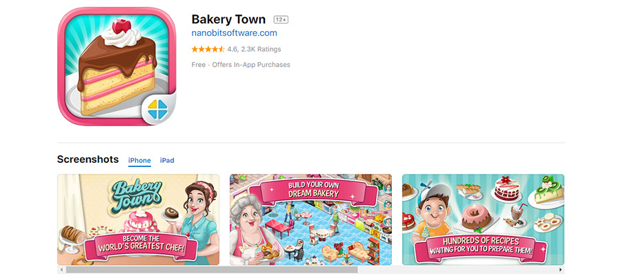 Bakery Town