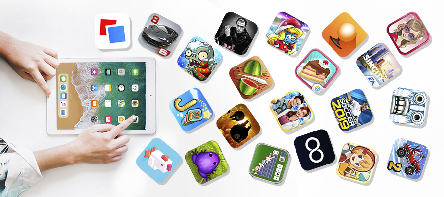 best free ipad games app store