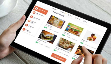 Food Ordering Mobile Applications