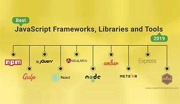 Best JavaScript Frameworks, Libraries, and Tools to Use in 2019