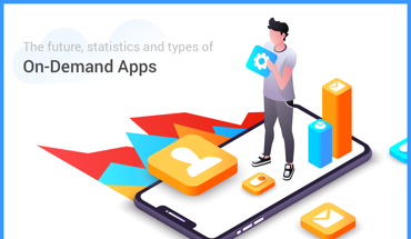 The Future,Statistics and types of On Demand Apps