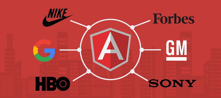 AngularJS Companies