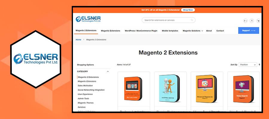 Elsner Magento Extension