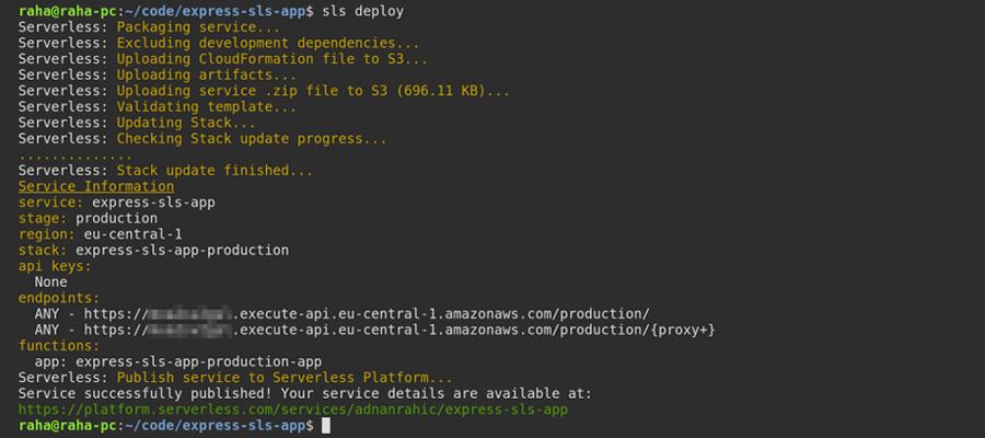 AWS + Serverless