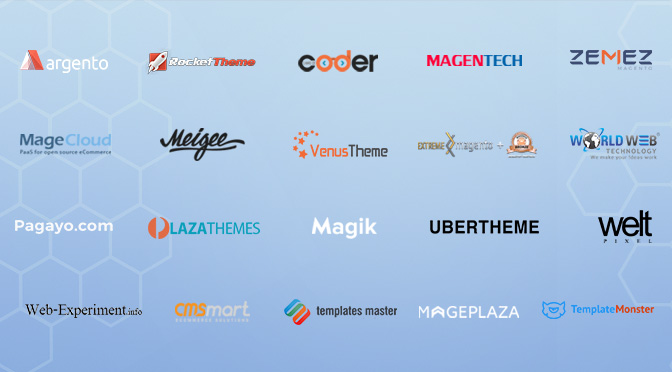 The Best Magento Theme Providers - 2019