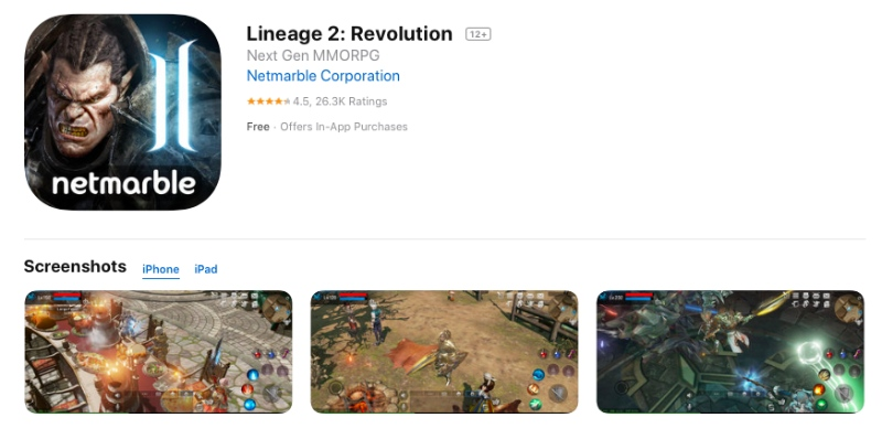 Top 15 iOS and Android Multiplayer Games, Their Revenues and Engines