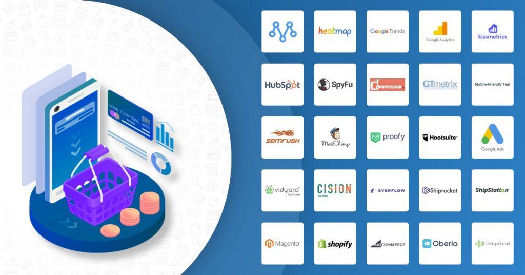 Best-E-commerce-Applications
