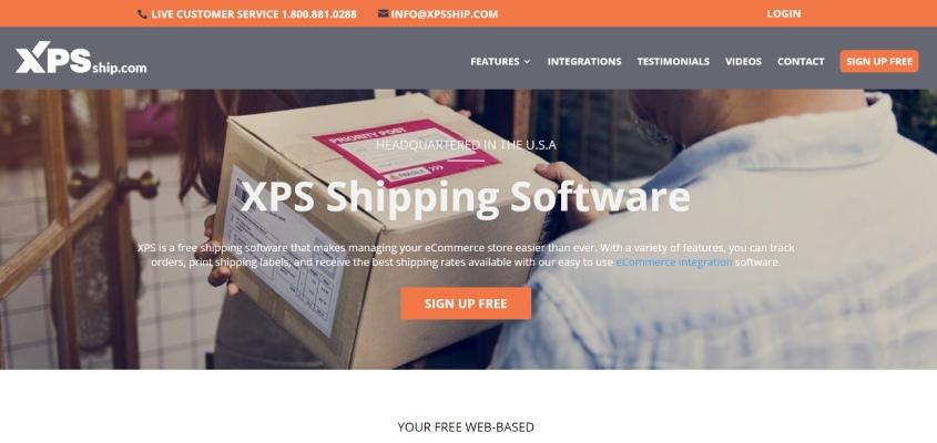 XPS Ship