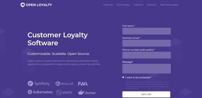 Open-Loyalty