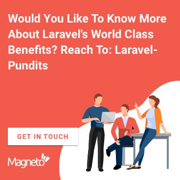 laravel development company