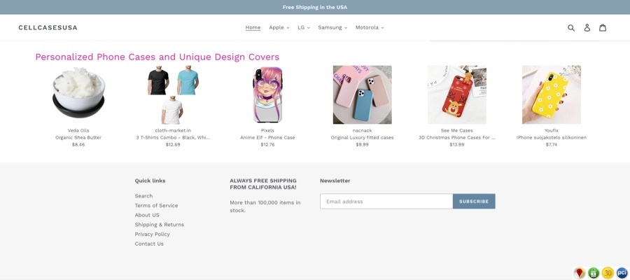 upselling examples