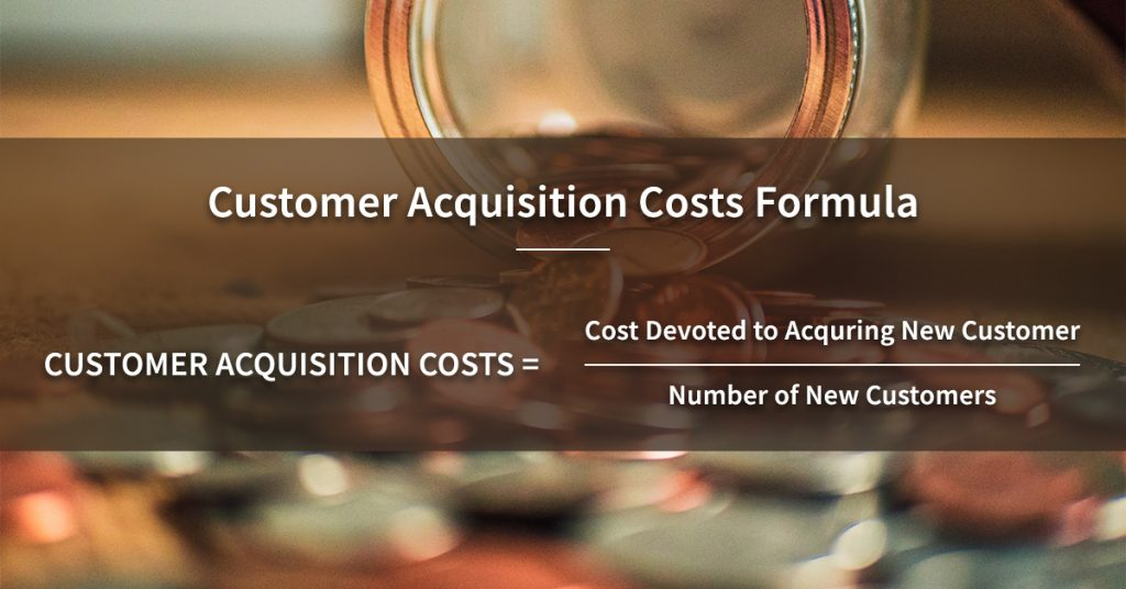 Level Customer Acquisition Costs