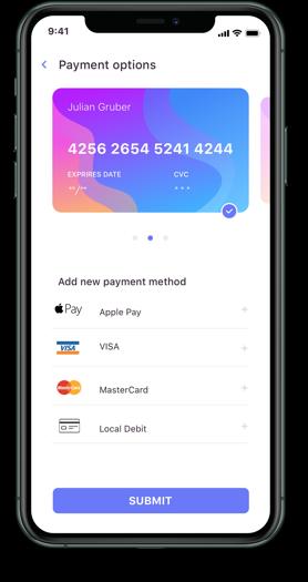 MIS Mobile App Development Feature Image