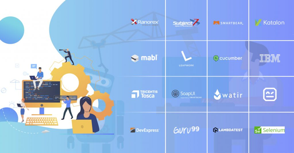 20 Best Automation Testing Tools