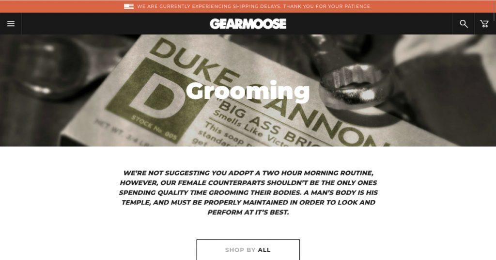 Gearmoose