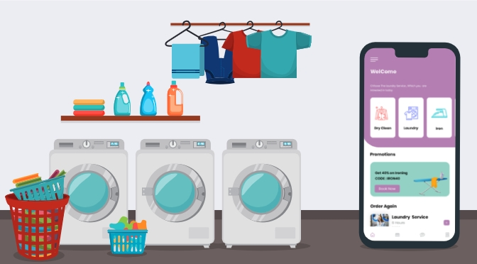 On-Demand Laundry Apps and the Changing Landscape of Laundry Businesses