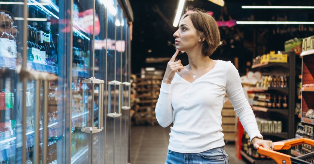 offline retail shopping