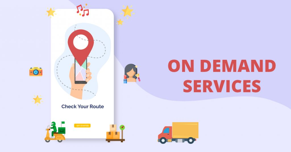on-demand services
