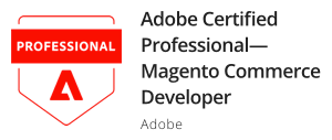 Adobe-Certified-Professional—-Magento-Commerce-Developer