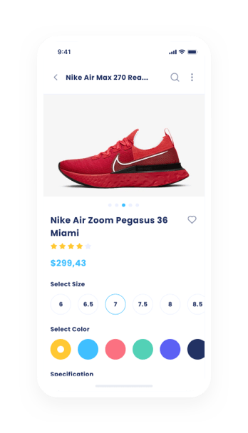 Vue Store Front PWA Feature Image