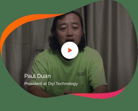 testinomial video