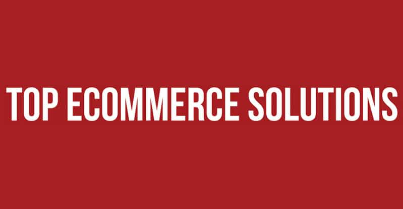 Top eCommerce Solutions Trends and Statistics with Infographic – 2021